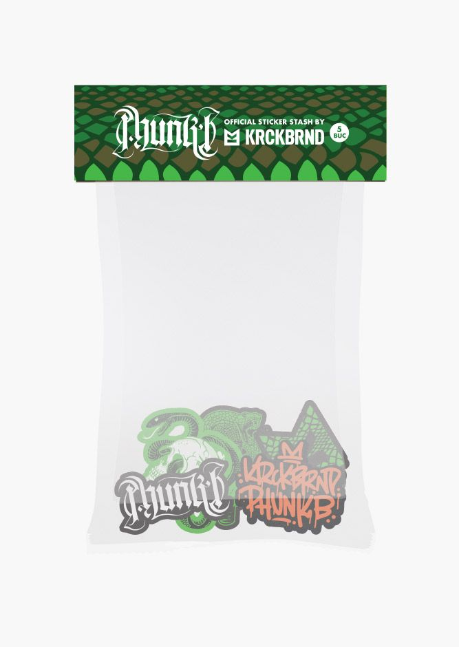 phunk sticker 1