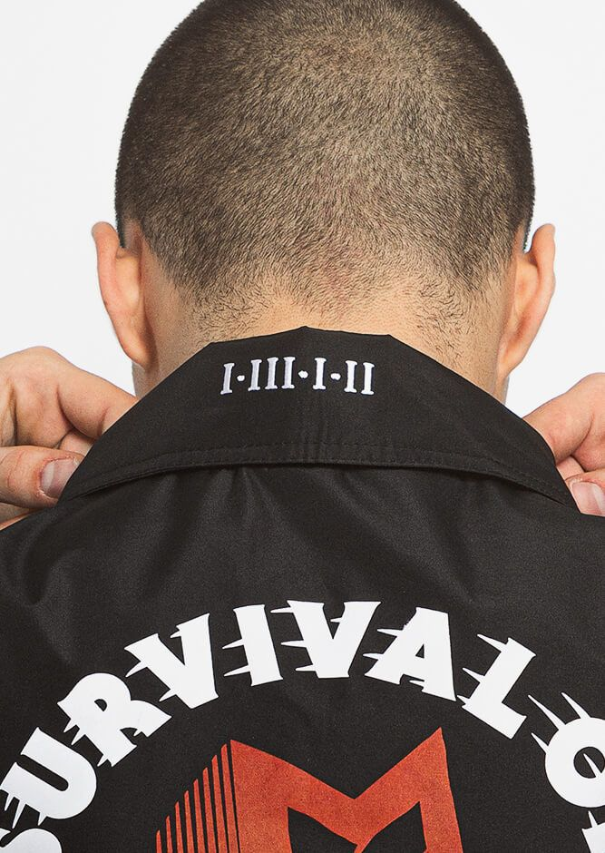 survival coach jacket krack detail 1 1