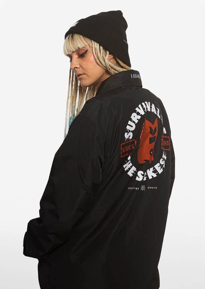 survival coach jacket krack w side 1